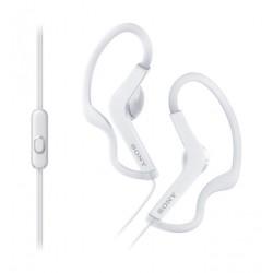 Sony In-Ear Sports Headphone (MDR-AS210AP/W) – White