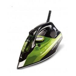 Platinum 2720W Steam Iron (ES-2340) – Black / Green
