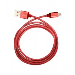 Goui 8 Pin 1M USB Lightning Cable - Red
