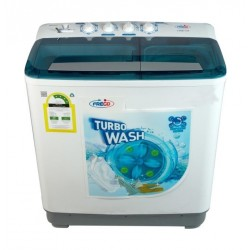 Frego 8 Kg Twin Tub Washing Machine (FWMTT08) - White