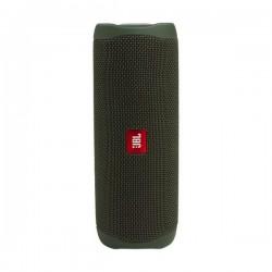 مكبرات الصوت جي بي إل فليب 5 المحمولة والمضادة للماء بتقنية البلوتوث – أخضر