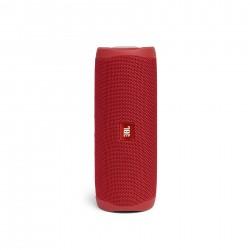 مكبرات الصوت جي بي إل فليب 5 المحمولة والمضادة للماء بتقنية البلوتوث – أحمر
