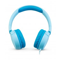 سماعة الرأس للأطفال من جاي بي إل - أزرق (JBLJR300)