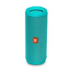 JBL Flip 4 Waterproof Bluetooth Portable Speakers (JBLFLIP4TEL) - Teal front view