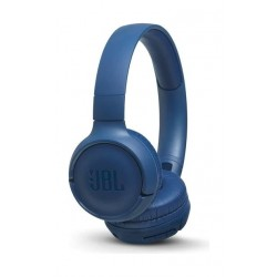 JBL Tune 500BT Wireless On-Ear Headphones - Blue