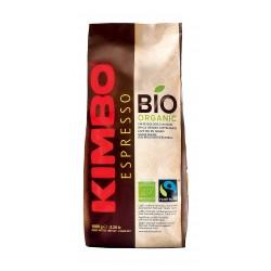Kimbo Integrity Bio Organic Light Roast Coffee Beans - 1KG