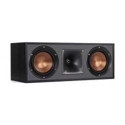 Klipsch R-52C Center Channel Home Speaker - Black