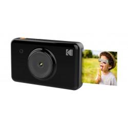 كاميرا التصوير الفوري اللاسلكية كوداك ميني - شوت ٢ × ١ + طابعة - أسود