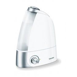 مرطب الهواء الصغير بقوة ٢٠ واط من بورر - أبيض - BEU-68105