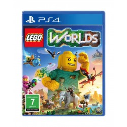 Lego World Game Front View