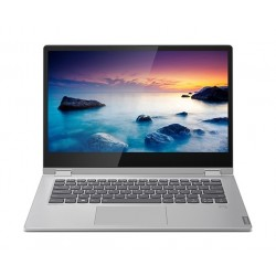 Lenovo Idea Pad C340 Core i3 4GB RAM 256GB SSD 14-inch Convertible Laptop (81N400CFAD) - Grey