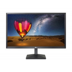 LG 21.5-inch Full HD IPS Monitor with Radeon FreeSync (22MN430M) - Black