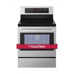 LG 6.3 cu.ft EasyClean Electric Range (LRE3193ST) - Stainless Steel