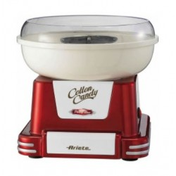 Ariete 450W Cotton Candy Maker (C297111ARAS) – Red