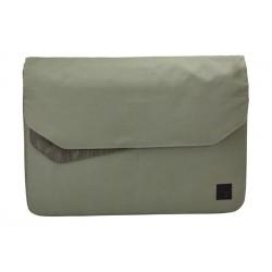حقيبة لودو للابتوب بحجم ١٥.٦ بوصة من كيس لوجيك – رمادي