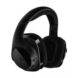 Logitech G533 DTS 7.1 Surround Wireless Gaming Headset (981-000634) - Black