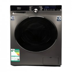 Midea 10KG Front Load Silver Washer Price in KSA | Buy Online – Xcite