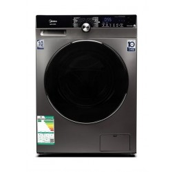Midea Front Load Washing Machine 12KG - Silver