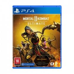 Buy Mortal Kombat II Ultimate - PS4 Game in KSA | Buy Online – Xcite
