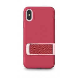 Moshi Capto iPhone X MultiStrap Slim Case  - Pink