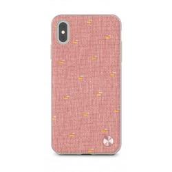 Moshi Vesta iPhone XS Max Slim Hardshell Case - Pink