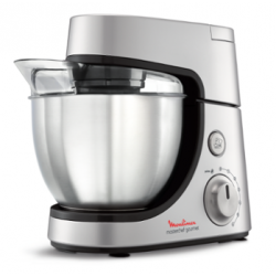 Moulinex Masterchef Gourmet 4,6l Kitchen Machine (QA503D27) - Silver 1st view