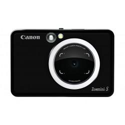 Canon Zoemini S Instant Camera & Printer - Black 4