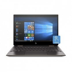 "HP Spectre X360 Core i7 11th Gen. 16GB RAM 1TB SSD 13.3"" Convertible Laptop (13-AW2004NX) - Black"
