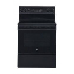 Wansa 76x65cm Electric Cooker (JCB735DILBB) - Black
