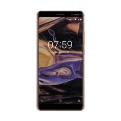 هاتف نوكيا ٧ بلس بسعة ٦٤ جيجابايت - أبيض