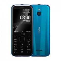 """هاتف نوكيا 8000 4 جي 2.8"""" 512 ميجابايت - أزرق"""