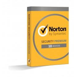 Symantec Norton Security Premium 3.0 Arabic 1 User 10 Device 25B (Back Up)