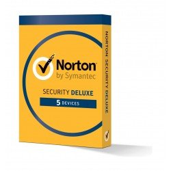 Symantec Norton Security 1 User 5 Device 1 Year Subscription