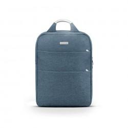 حقيبة ظهر للابتوب بروميت للسفر مضادة للسرقة ١٥,٦ بوصة - أزرق