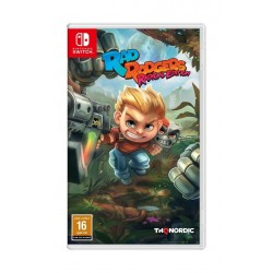 Rad Rodgers Radical Edition - Nintendo Switch Game