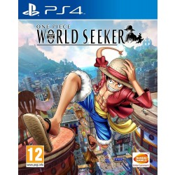 One Piece: World Seeker - PlayStation 4 Game