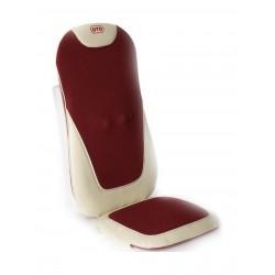 كرسي التدليك أوتو إي-لوكس للبيت والسيارة – ٨ أوضاع – أحمر - (EL-868)