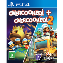Overcooked! 2 Double Pack - PS4 Game
