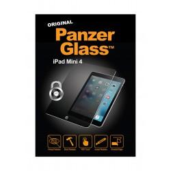 واقي الشاشة الزجاجي الأصلي لآيباد ميني ٤ من بانزر - شفاف (1051)
