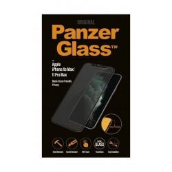 واقي شاشة صديق أغطية الحماية مع فلتر الخصوصية لآيفون ١١ برو ماكس من بانزر جلاس - (P2666)