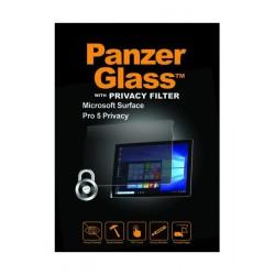واقي الشاشة الزجاجي مع فلتر الخصوصية بانزر لجهاز سيرفيس برو ٥ - (P6251)