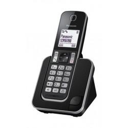 Panasonic Cordless Phone (KX-TGD310UEB) - Black