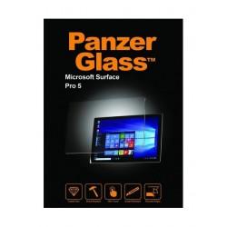 واقي الشاشة الزجاجي بانزر لجهاز سيرفيس برو ٥ (6251) - شفاف