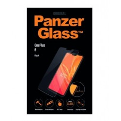 واقي الشاشة من بانزر لهاتف ون بلس ٦ (7006) - أسود