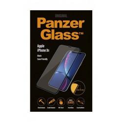 واقي الشاشة الزجاجي من بانزر لهاتف أيفون إكس آر (2640) - أسود