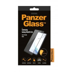 PanzerGlass Samsung Galaxy Note10 Lite Screen Protector - Black