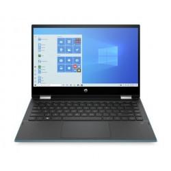 "HP Pavilion x360 Intel Pentium 7505 4GB RAM 128GB SSD 14"" Convertible Laptop - Teal"