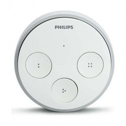 Philips Hue Tap SwitchTouch White - Front View