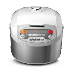 Philips Viva Collection Fuzzy Logic Rice Cooker - HD3038/56