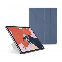 Pipetto Premium Ultra Slim 12.9 inch Origami Smart Case - Navy